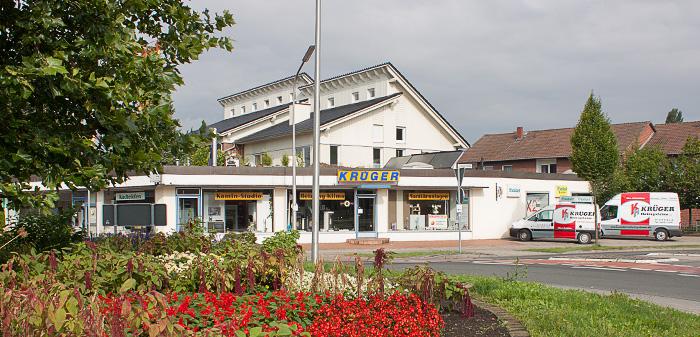 Krüger Heizsysteme - Firmengebaeude